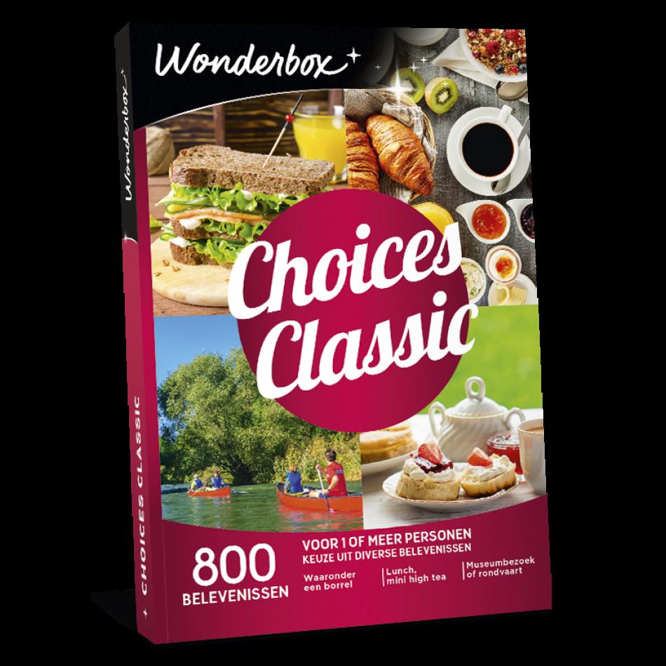 Wonderbox - Choices Classic