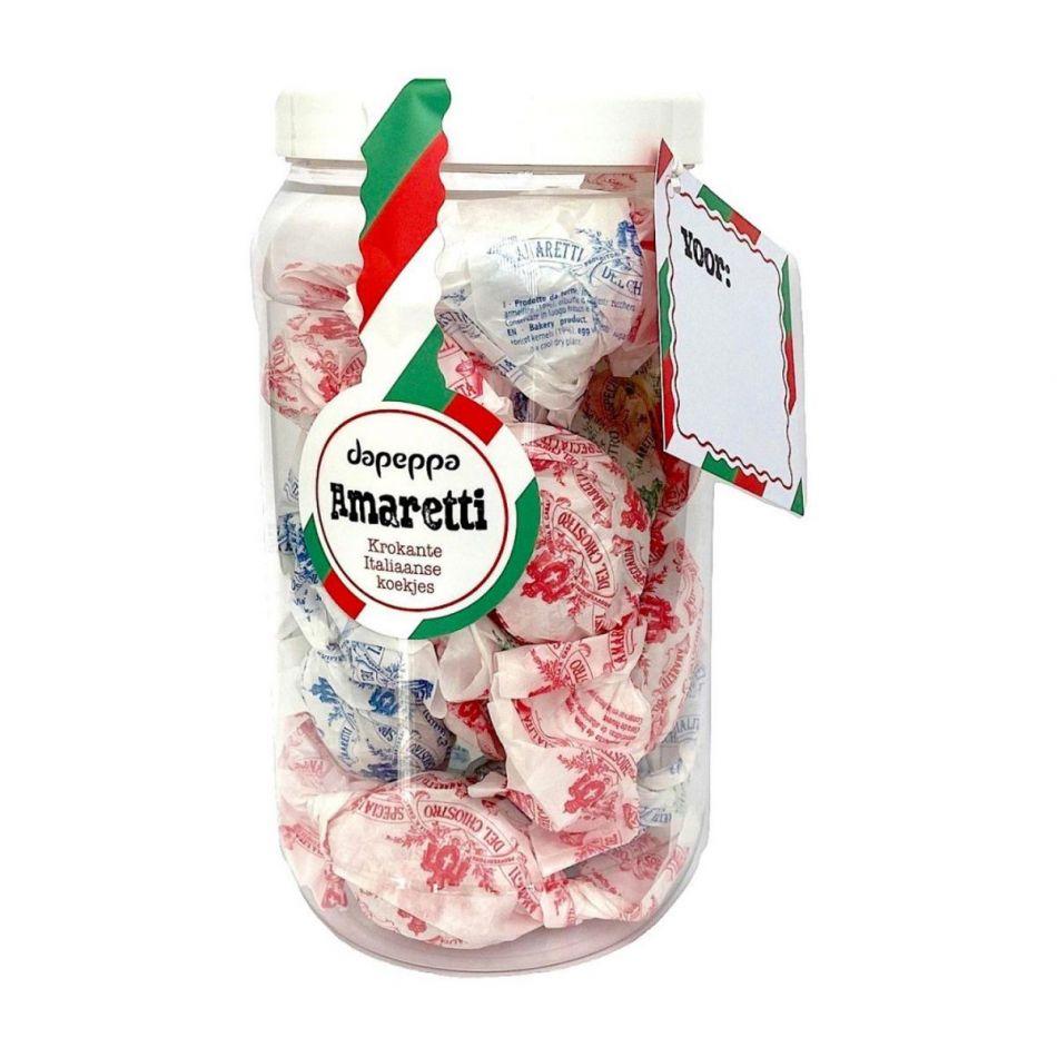 Dapeppa Amaretti koekjes