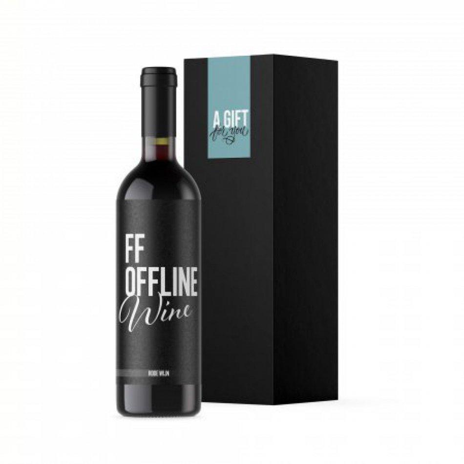 FF Offline Wine - Rood